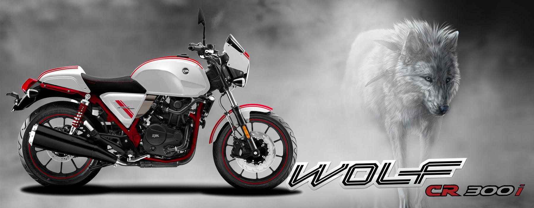 SYM motorcycles
